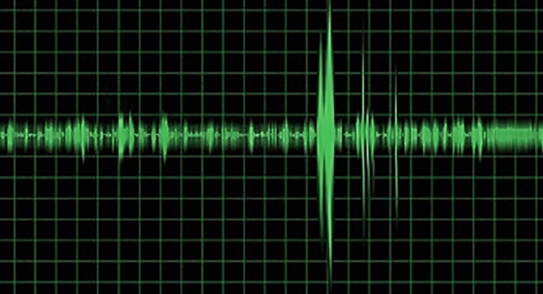 EVP Sound Wave