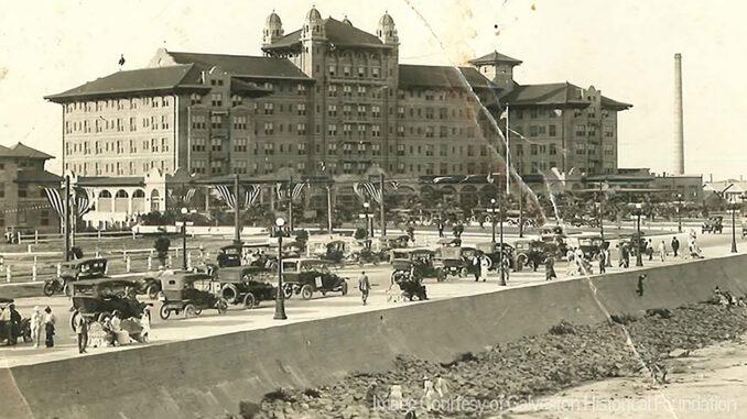 Historical Galvez Hotel