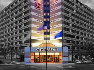 Sheraton Hotel in Rosemont, IL