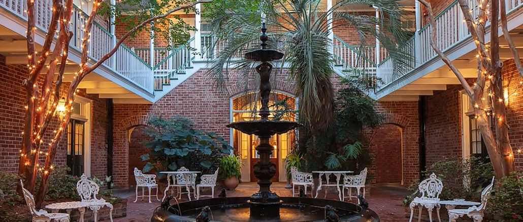 Hotel Provincial Fountain