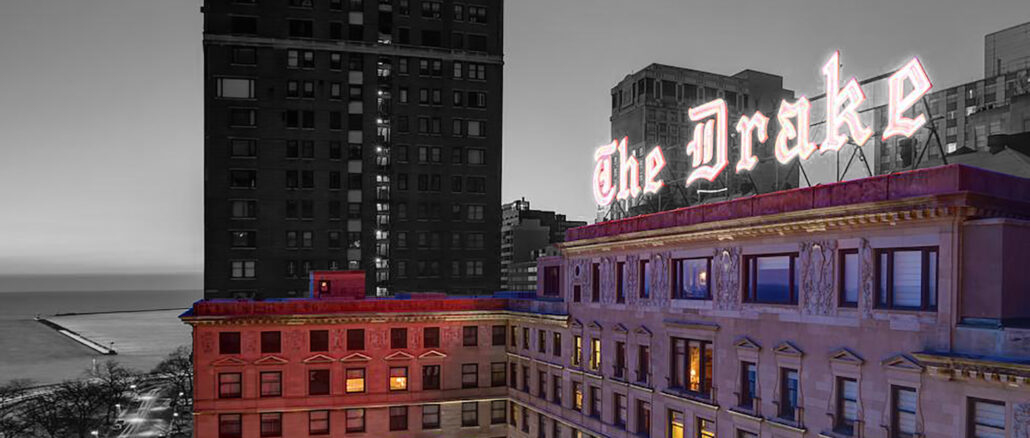 The Drake Hotel in Chicago 2048