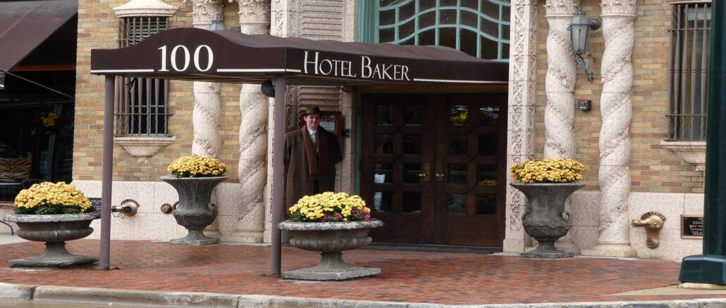 Hotel Baker in St Charles, Illinois