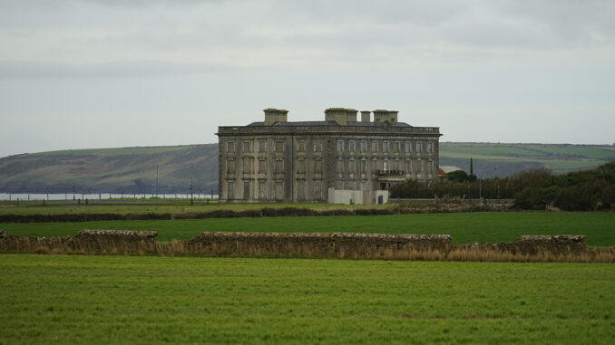 Loftus Hall, Hook Peninsula, Ireland